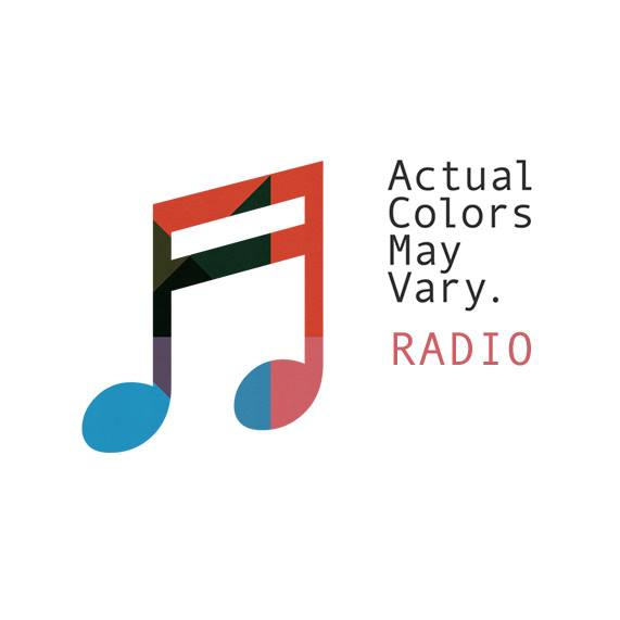 ACMV's online radio, curated by Oliver