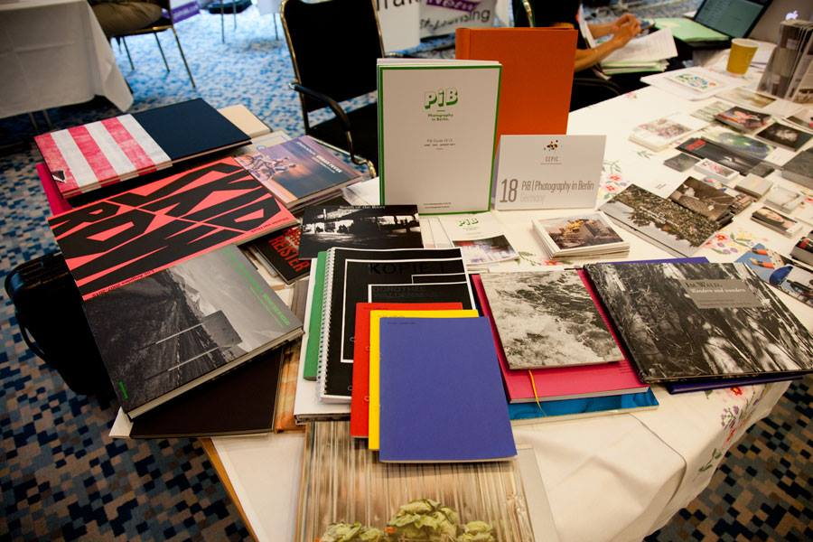 PiB's Photobook Market at CEPIC Congress 2017 in Berlin
