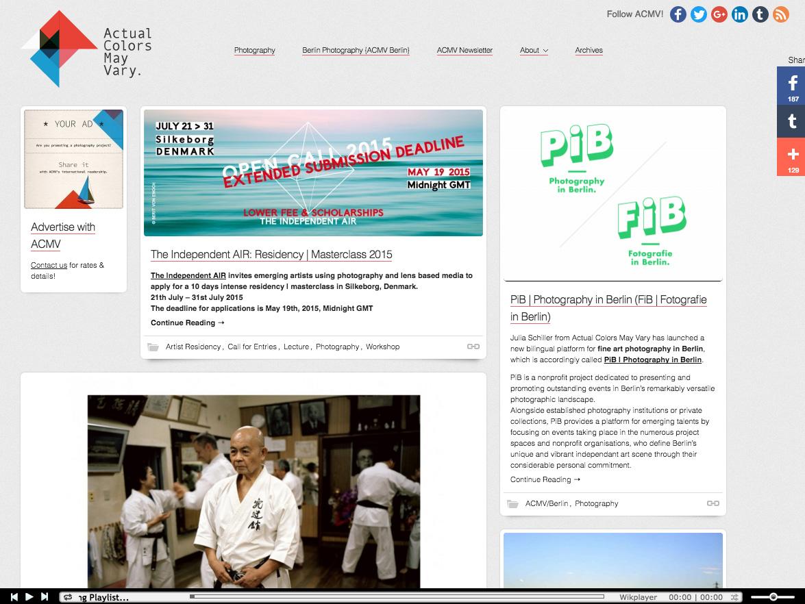ACMV website
