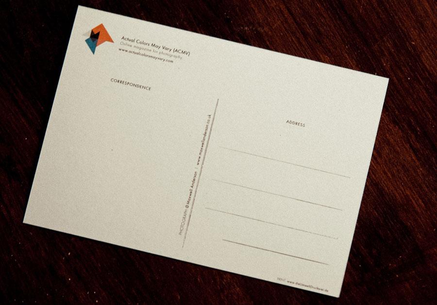 ACMV postcards