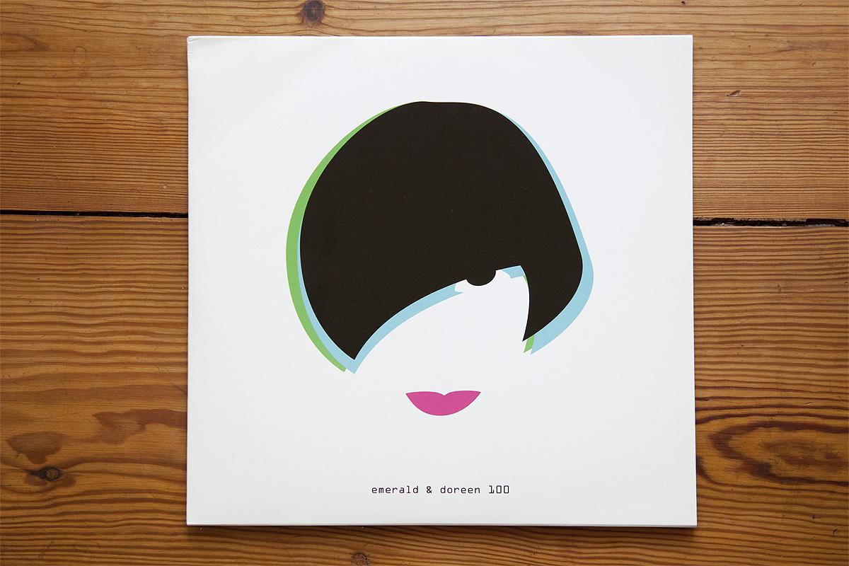 Emerald & Doreen 100 vinyl, front cover