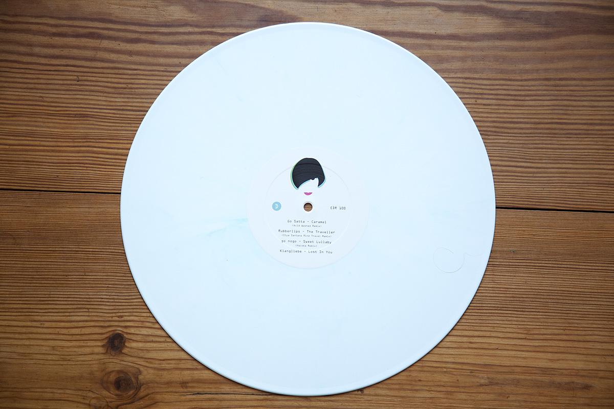 Emerald & Doreen 100 vinyl, Side D