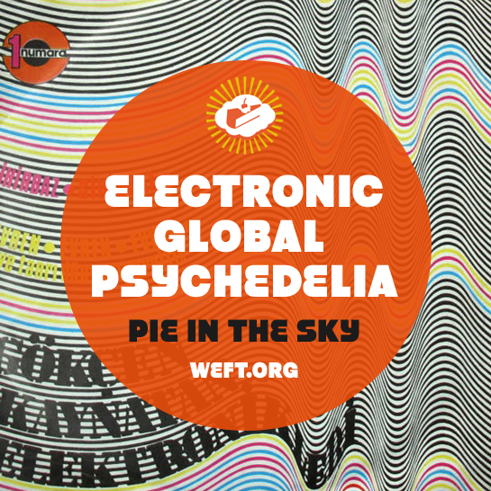 Pie in the sky, cover artwork