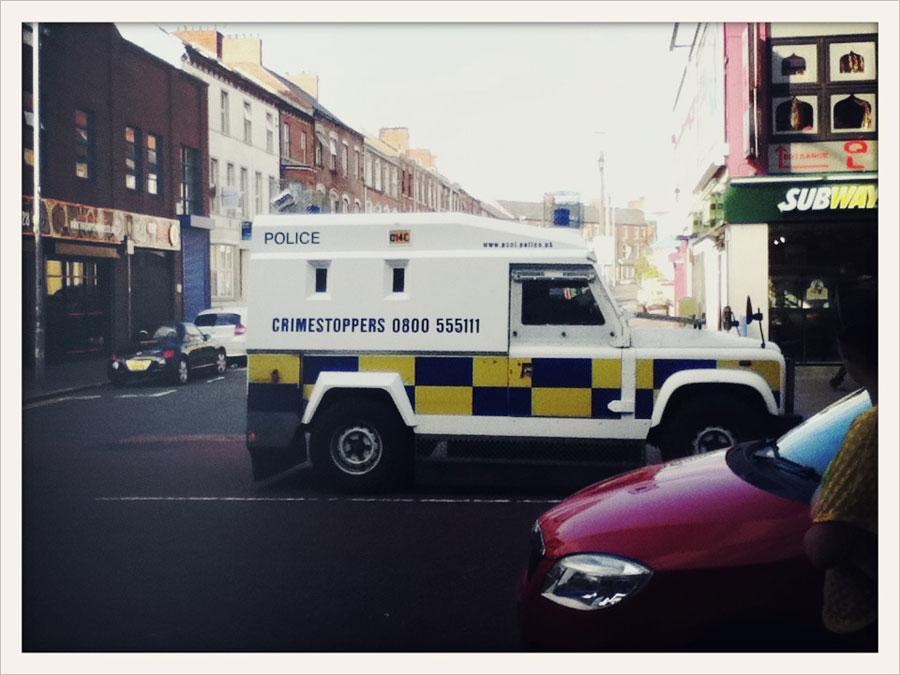 Belfast, 2013