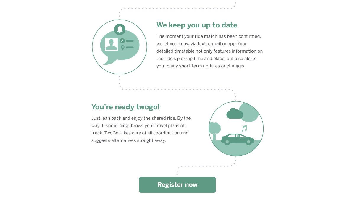 Twogo website