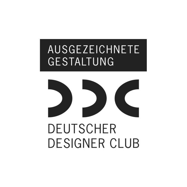 """DDC Award """"Gute Gestaltung 11"""""""