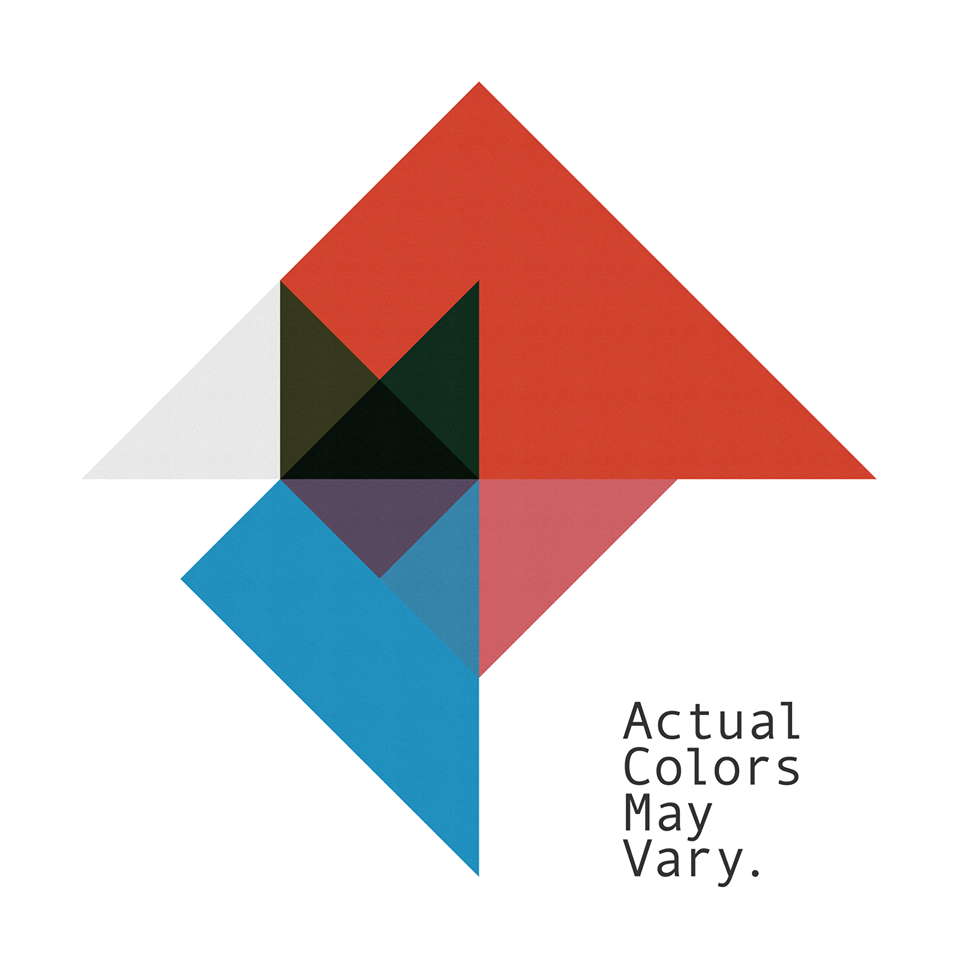 Actual Colors May Vary {ACMV}, Logo
