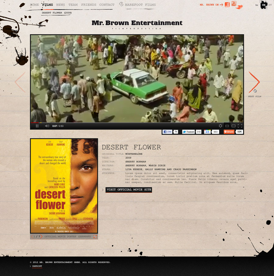 mr-brown-entertainment-berlin 03, website by © ele-studio berlin